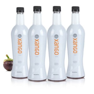 XanGo Original NEW white bottles