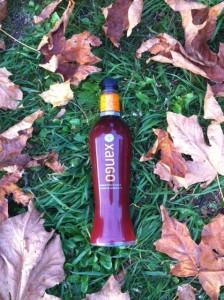 XanGo Juice beverage leaves