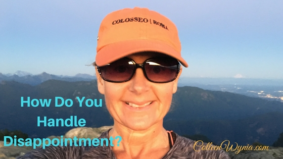 How Do You Handle Disappointment? | Colleen Wynia, Reset Your Vibe Success Coach