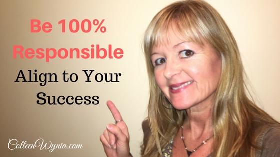 Be 100% Responsible