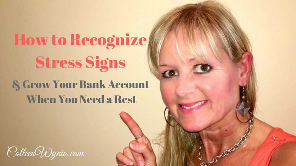 Recognize Stress Signs
