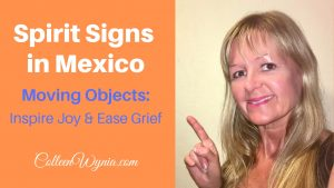 Spirit Signs in Mexico, Moving Objects