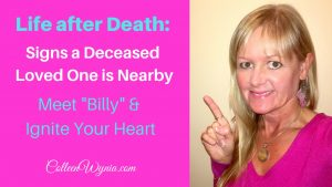 Life after Death, Signs a Deceased Loved One is Nearby