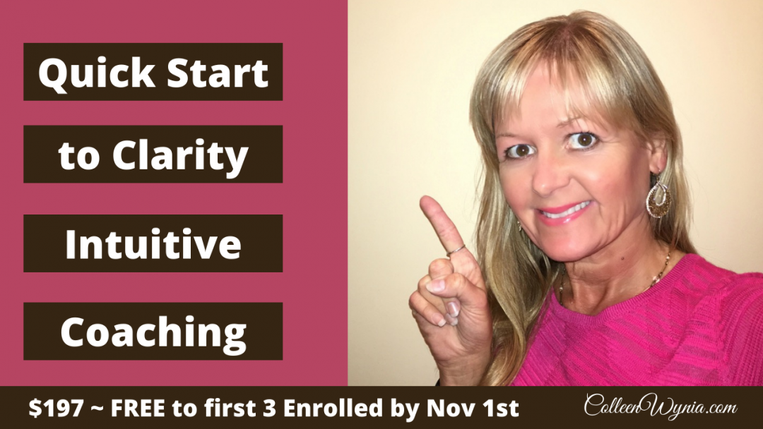 Quick Start to Clarity with Vancouver Intuitive Energy Coach